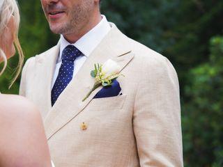 Phoebe & Gordon's wedding 1