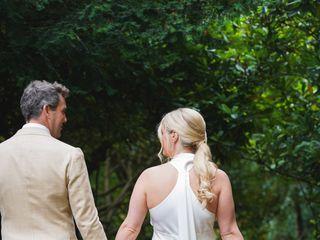 Phoebe & Gordon's wedding