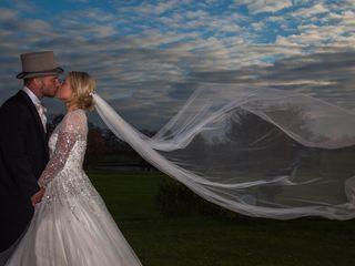 Harriet & Costas's wedding