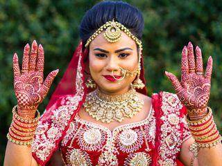 Alishia & Vic's wedding 2
