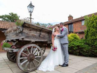 Claire & Joshua's wedding 2