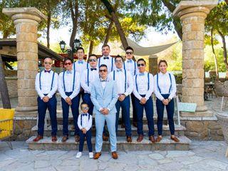Wincy & Tom's wedding 2