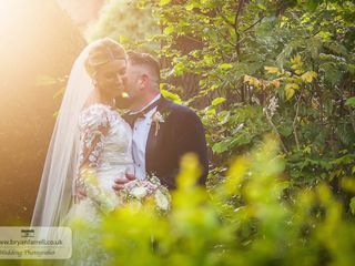Lisa & Andy's wedding
