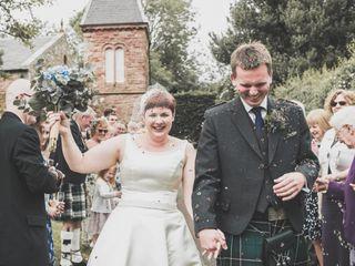Mark & Joey's wedding
