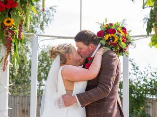 Holly & Matthew's wedding