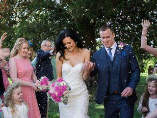 Catherine & Ben's wedding