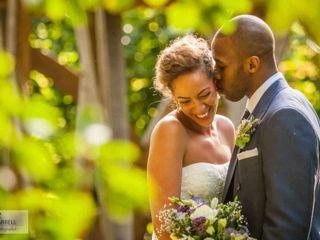 Kayleigh & Duane's wedding
