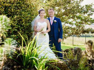 Liss & Chris's wedding