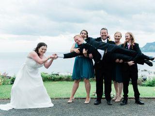 Cathy & Dave's wedding