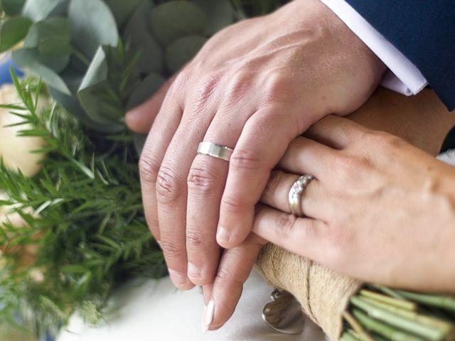 Wendy & Mark's wedding