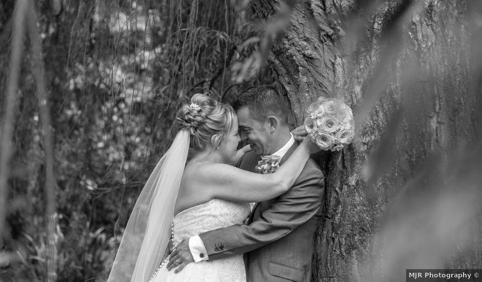 Steven and Hannah's Wedding in Lenwade, Norfolk