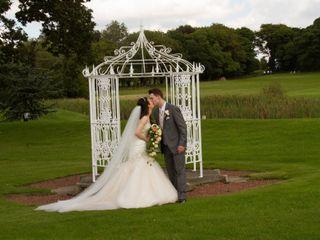 Kimberley & Craig's wedding