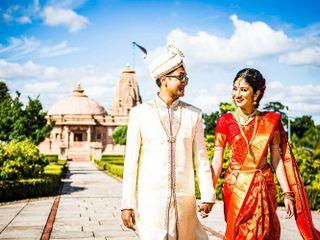 Vidya & Sayijan's wedding