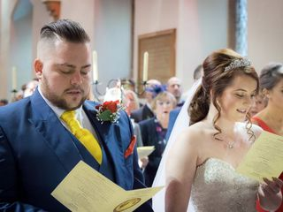 Amie & Ross's wedding 3