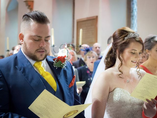 Ross and Amie's Wedding in Malvern, Worcestershire 3