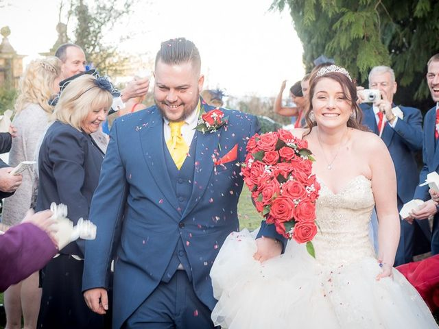 Ross and Amie's Wedding in Malvern, Worcestershire 8