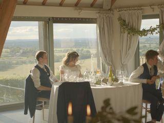 Zac & Pippa's wedding 1