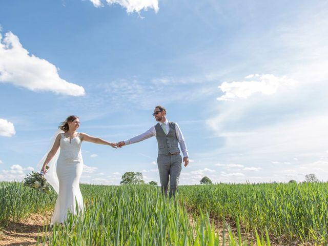 Susanna & Matt's wedding
