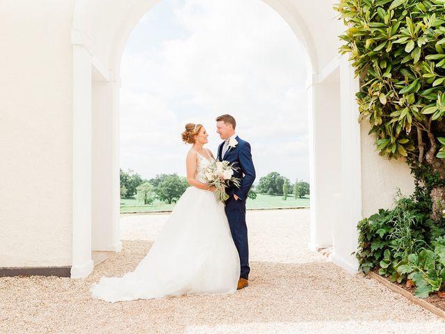Connie & Chris's wedding
