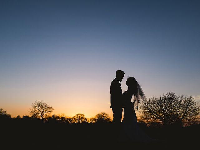 Colette & Alex's wedding