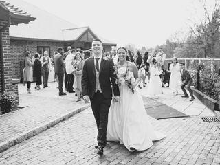 Marcela & Nick's wedding