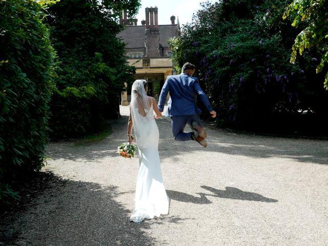 George & Natasha's wedding