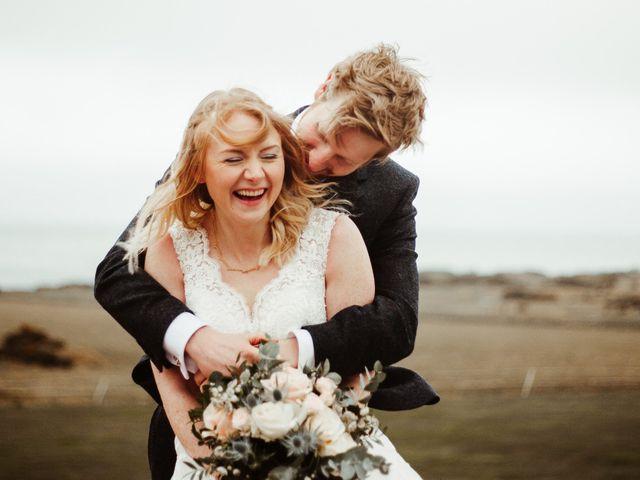 Ceilidh & Adam's wedding