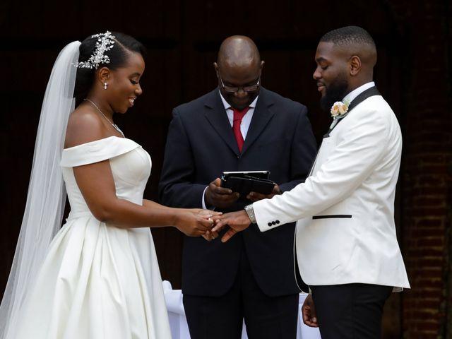 Ruth & Daniel's wedding