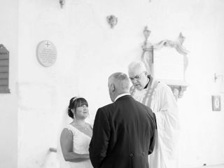 Bonnie & Kevin's wedding 1