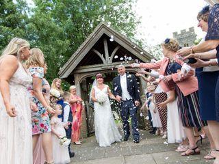 Bonnie & Kevin's wedding 3