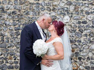 Bonnie & Kevin's wedding