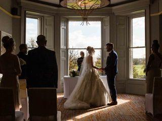 Jonny & Carrie's wedding 1