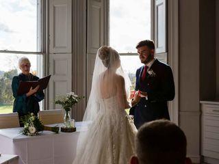 Jonny & Carrie's wedding 2