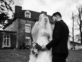 Jonny & Carrie's wedding
