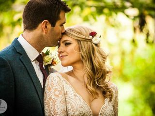 Sophie & Rob's wedding