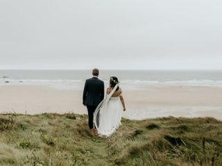 Kaitlin  & Mitchell 's wedding