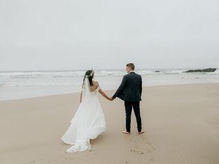 Kaitlin  & Mitchell 's wedding 2