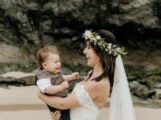 Kaitlin  & Mitchell 's wedding 3