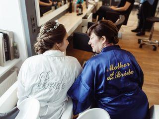 Lavinia & Jeffrey's wedding 1