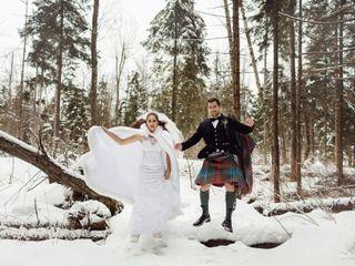 Lavinia & Jeffrey's wedding