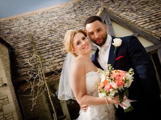 Carley & Nick's wedding
