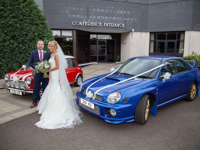 Joanne & Jonathan's wedding