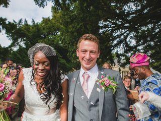 Modupe & Ian's wedding