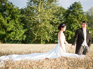 Sarah & Jason's wedding