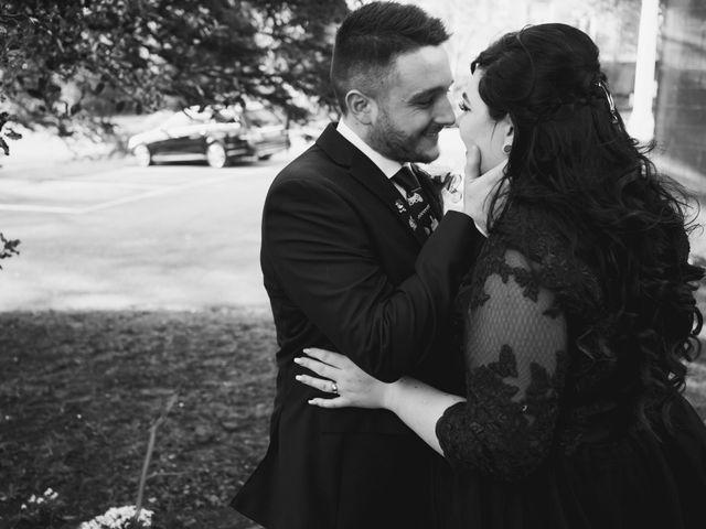 Vicky & Luke's wedding