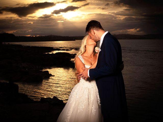 Victoria & Daniel's wedding