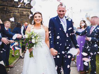 Jemma & Steve's wedding