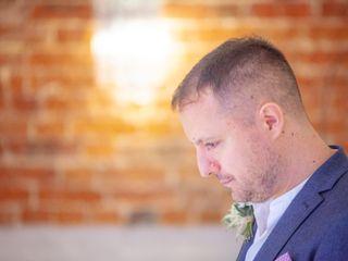Annika & Simon's wedding 1