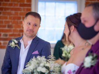 Annika & Simon's wedding 3