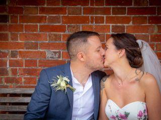 Annika & Simon's wedding